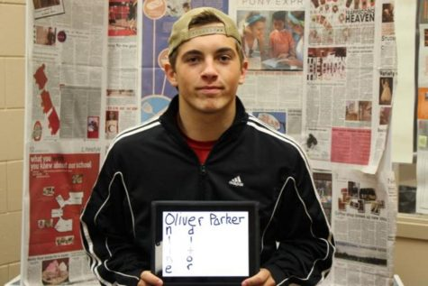 Photo of Oliver Parker