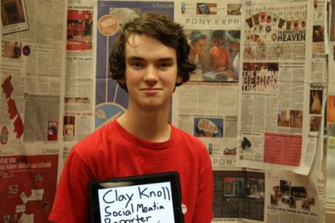 Photo of Clay Knoll