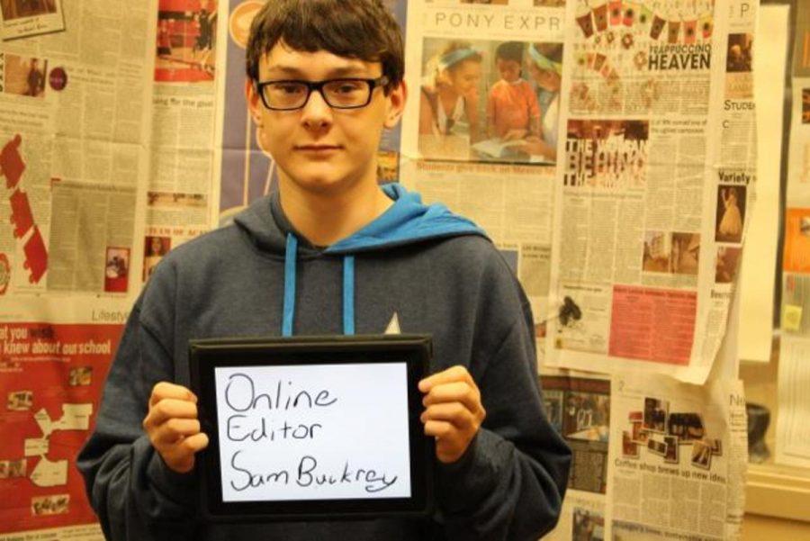 Sam Buckrey