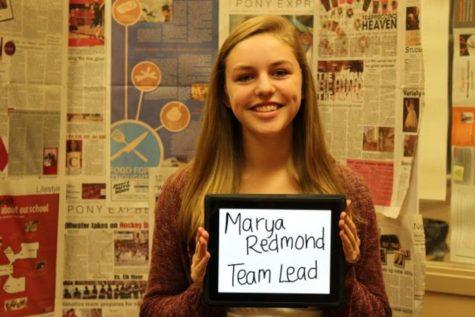 Photo of Marya Redmond