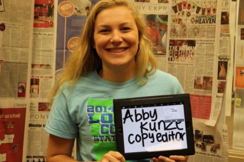 Photo of Abby Kunze