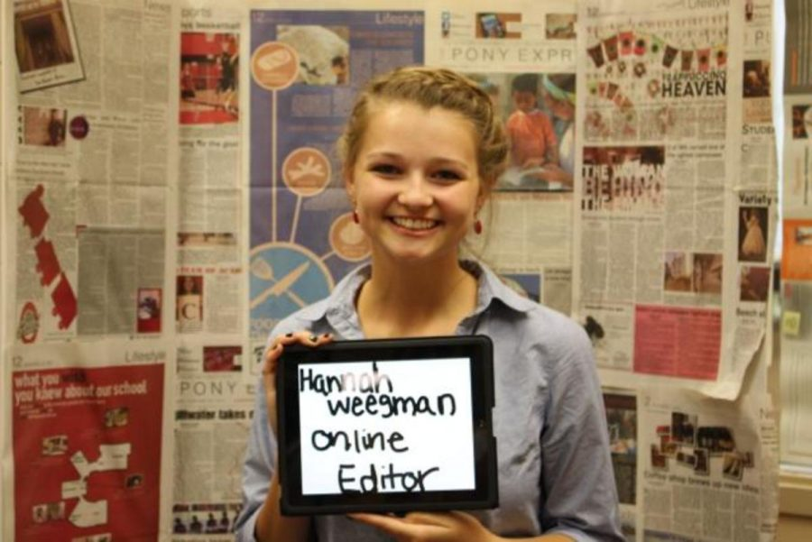 Hannah Weegman