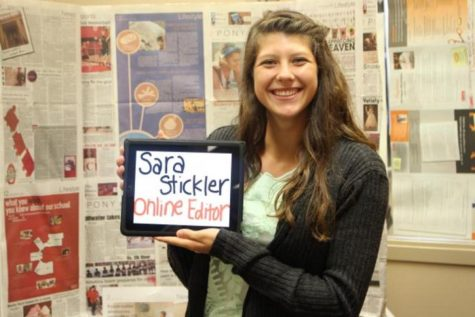 Photo of Sara Stickler