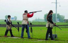 Trap shooting team rapidly growing