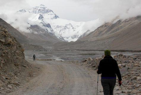 Ultimate bucket list item: Hansen travels to Everest