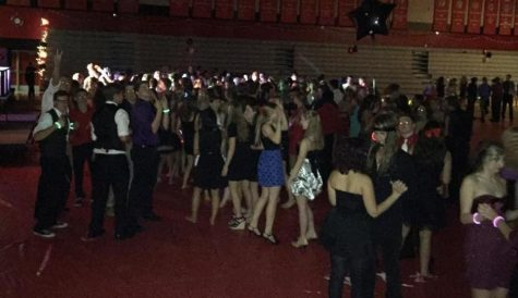 Student Council hosts first Homecoming dance in six years