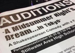 A new twist on a classic story, 'Midsummer Night's Dream'