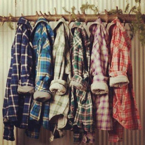 Fantastic flannel fashion