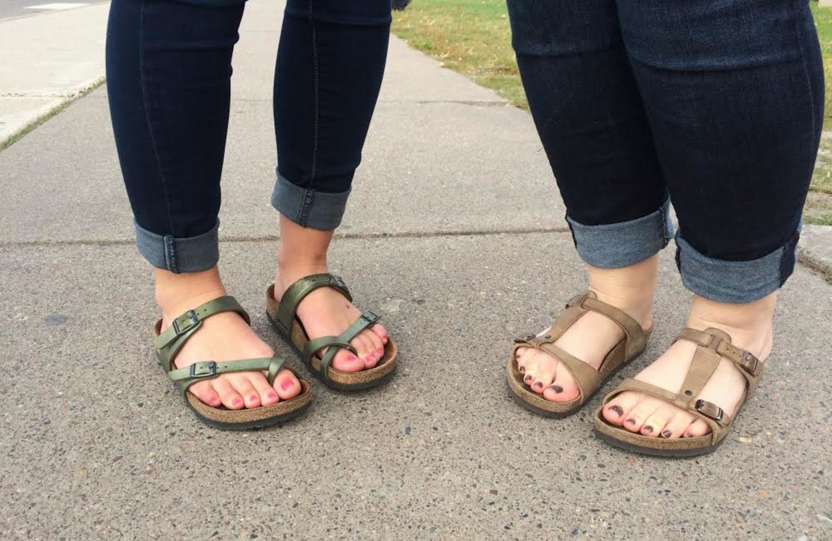 eb5ea313 Are Birkenstock sandals as popular as 'Vogue' says? – The Pony Express