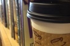 Photo by Tiffany Horwath. Many people enjoy the thought of sitting down with a good book and a hot cup of coffee. Daily Grind is relocating into the Valley Bookseller. Owner of Valley Bookseller, Molly Rice, has given Daily Grind the back third of the store.