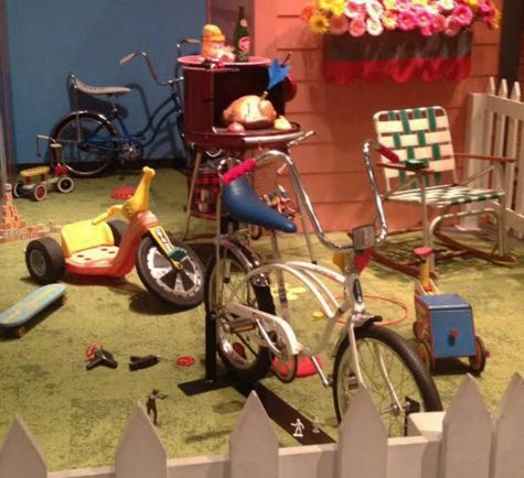 Historical Society presents toys from the 50's, 60's and 70's
