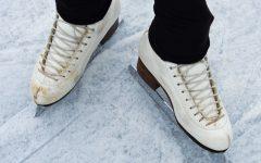 O'Connor skates through junior year