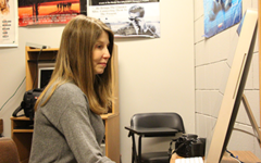 Video teacher leads with film business past