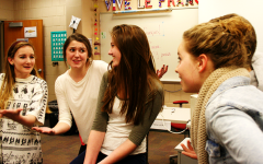 Music department delivers serenades for Valentine's Day