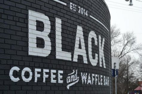 Black was once known as Muddsuckers, a coffee shop located in the south east Como neighborhood. It was owned by Brad Cimaglio, one of the creators of Black: Coffee and Waffle Bar. According to their website,