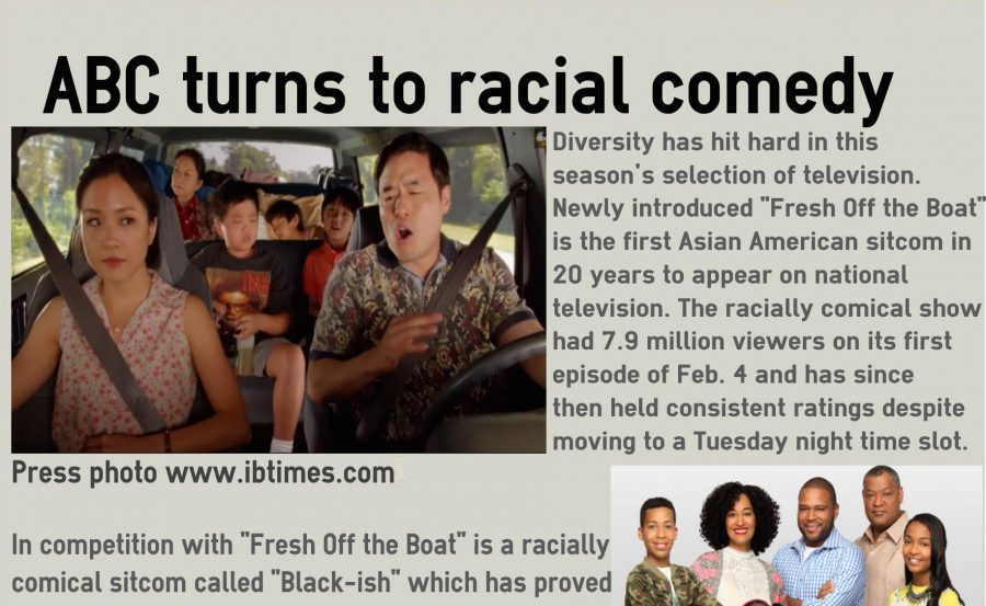 Racial comedies giving off wrong message about 'comedy'