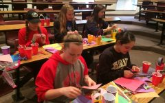 Key Club hosts 'Service Binge' to support the community