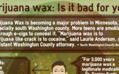 Marijuana Wax becoming an issue in Washington County