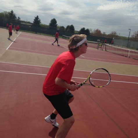 Boys tennis has their eyes on the prize