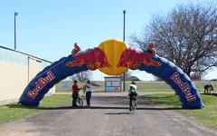 Ironman Bicycle Ride hits Stillwater roads