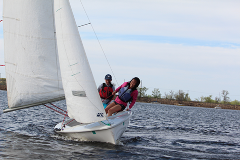 Sailing team seeks school support