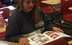 Kabekonian yearbook recognized for work