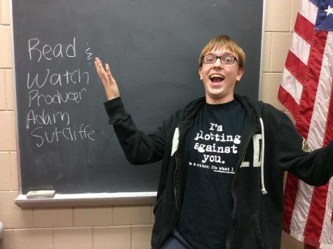 Photo of Adam Sutcliffe