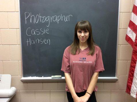 Photo of Cassie Hansen