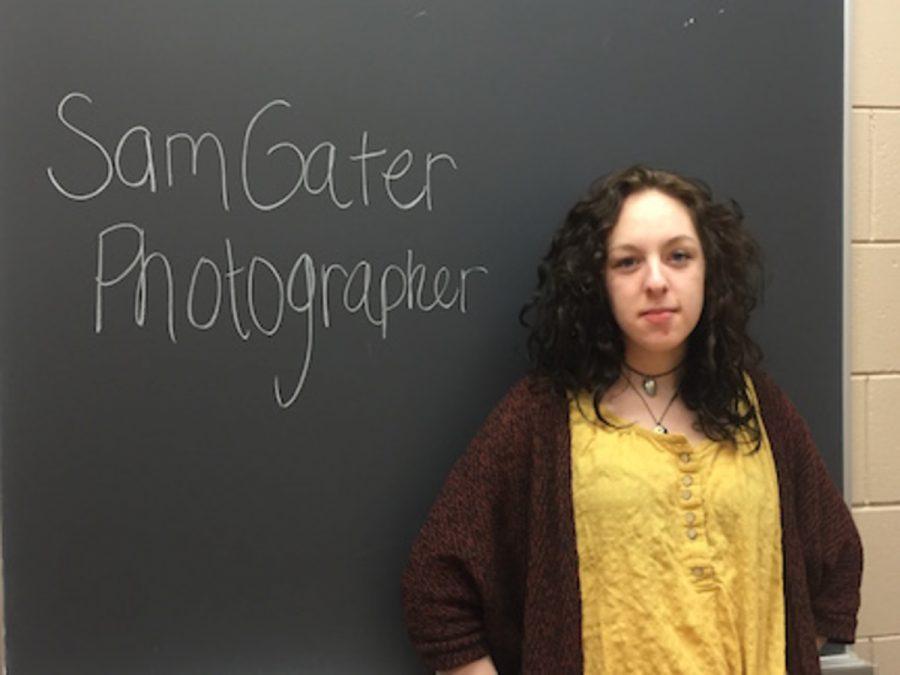 Sam Gater