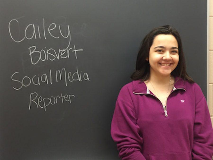 Cailey Boisvert