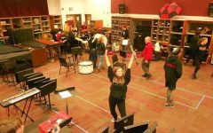 Joel Bryan leads band as new director
