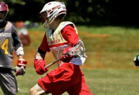 Colin Corcoran to play at John Carroll University