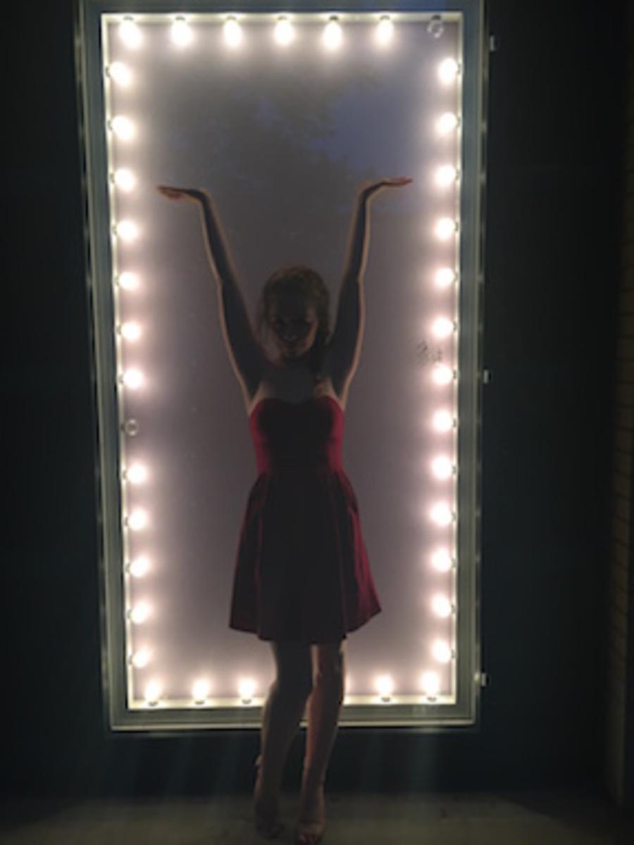Sara Swartz, small town theater star making it big