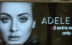 Adele's new album 25, her third studio album was released November  20, hitting Target stores across the country.