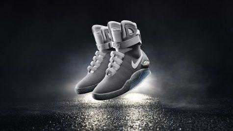 Nike power-lacing shoes revealed