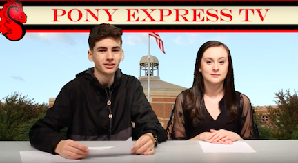 Pony Express TV November 9-13