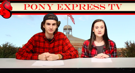 Pony Express TV November 2-5