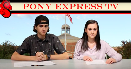 Pony Express TV October 19-23