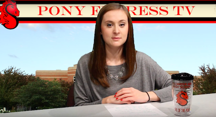Pony Express TV October 12-16