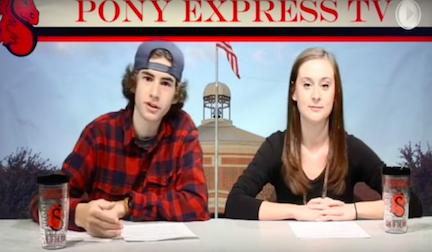 Pony Express TV October 5-9