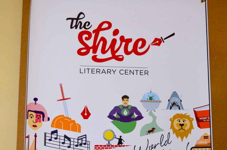 The Shire opened in June and since then has grown to involve more students and teachers from the community.