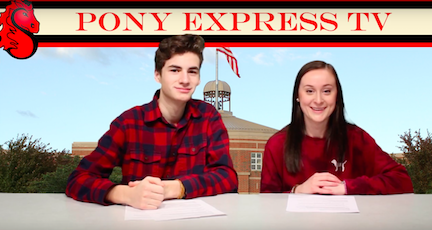 Pony Express TV December 14-18