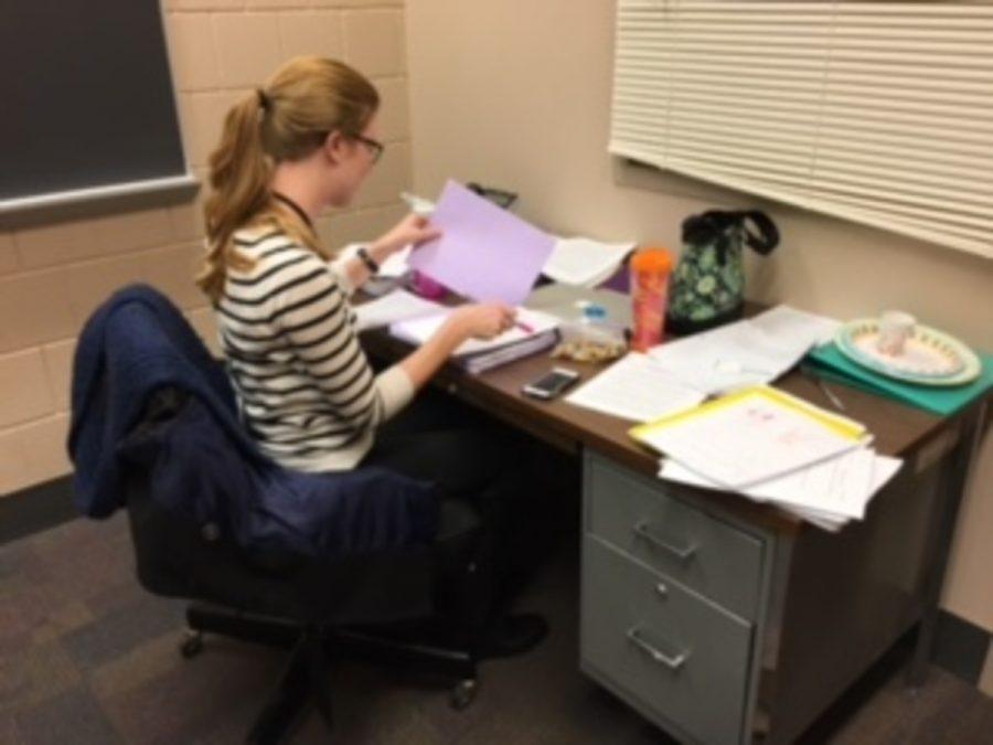 Student teacher 4