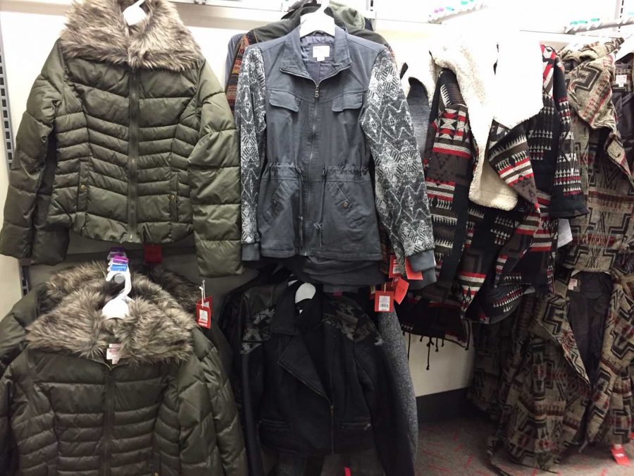 "The humble winter jacket is one of the most important things to wear to stay warm during winter. Today, most are expensive, therefore it is important to get one of high quality.  ""I'd say my favorite season is fall, because it's not snowing but you still get to wear nice jackets,"" sophomore Carter Maas says."