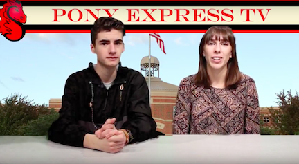 Pony Express TV February 8-12