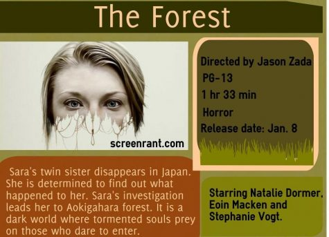 The Forest ridicules the Aokigahara culture
