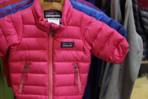 "The kids clothing trend is taking off throughout schools. Students are buying name brand clothing in the kids section for a cheaper price. ""Not only does everything fit me better, but you get the extra perk of things being less expensive,"" junior Linnea Rustad said. These deals help students to buy more for less."