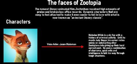 Zootopia makes fans go wild