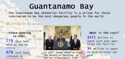 Closing Guantanamo Bay to benefit economy