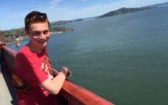 Spanish exchange student leaving Stillwater